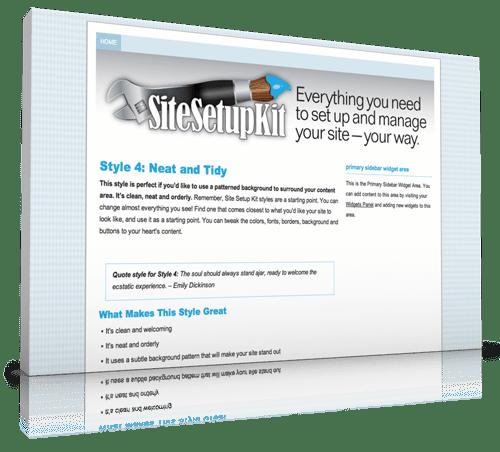 Style 4 Live demo site