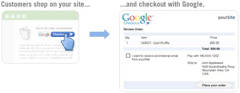 google checkout1