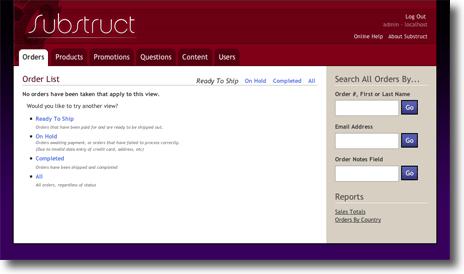 substruct ecommerce em Ruby