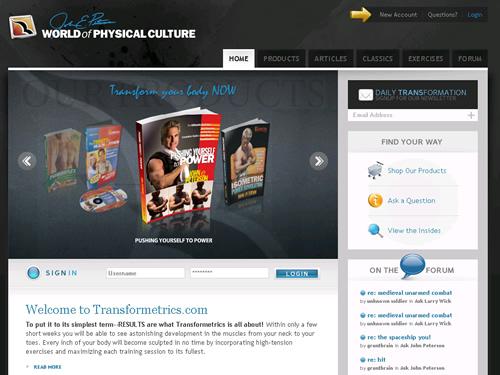 transformetrics