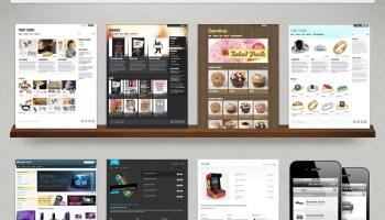 2 Temas gratuitos Shopify – sitesmais