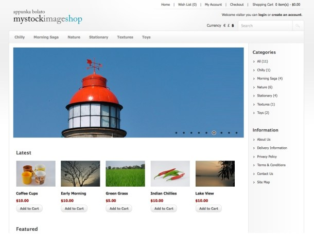 stock-image