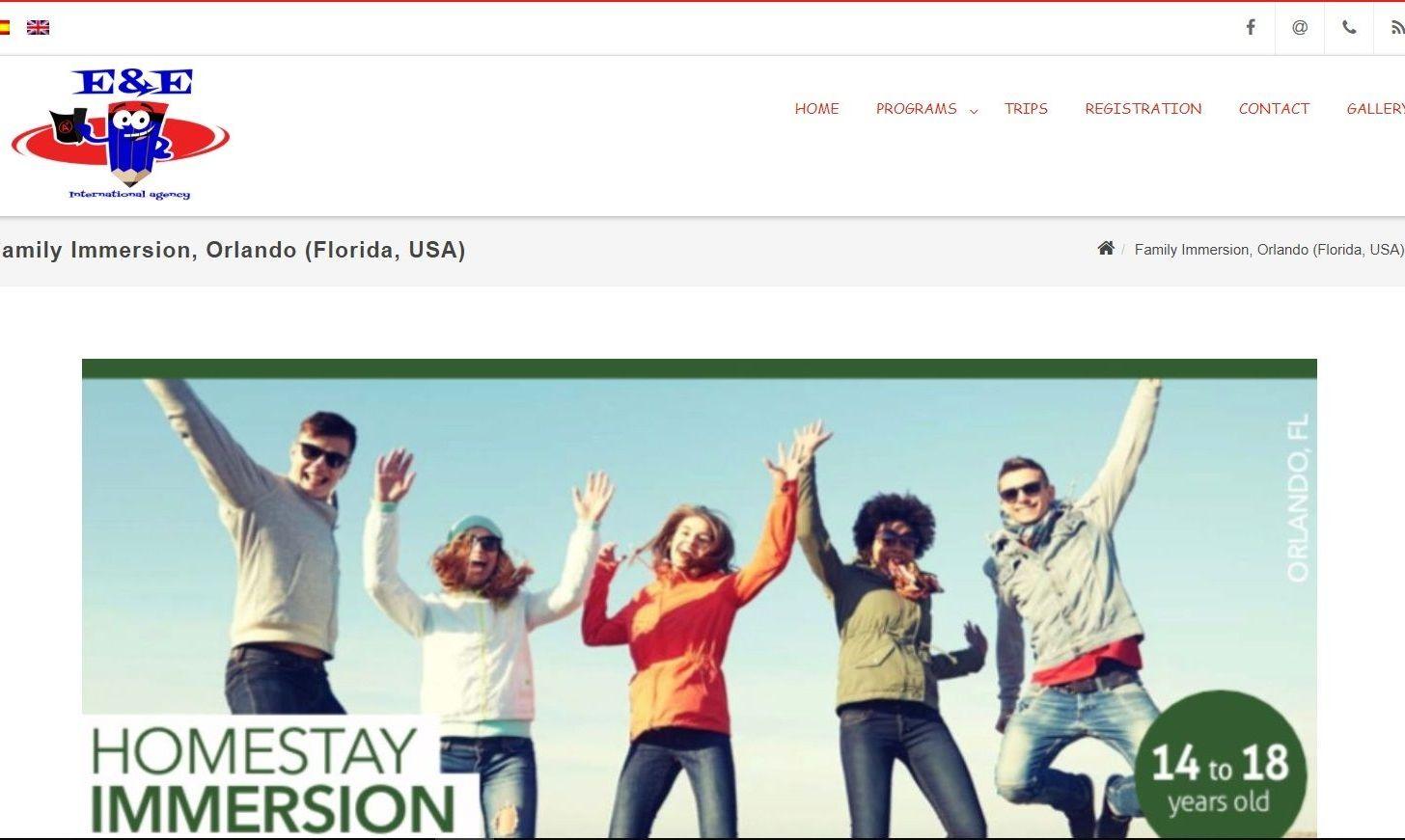 Website USA Camp