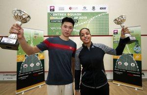 Contrex Cup Hong Kong : Melissa wins