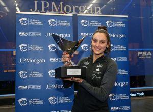Camille remporte le Tournoi des Champions à New York