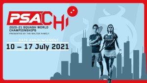 Championnats du Monde: Ce sera en juillet à Chicago…