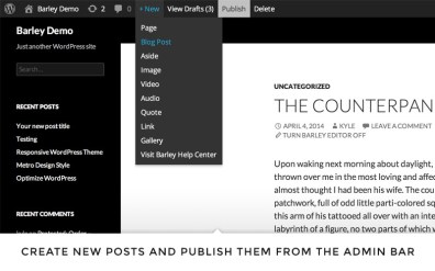 Barley Content Editor 2