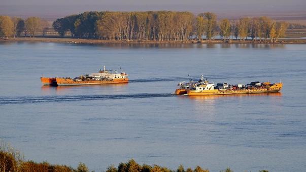 Dunărea la Galați