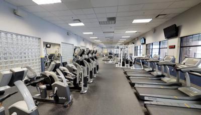 Collegiate Village Fitness Center 3D Model