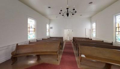 Trinity Evangelical Lutheran c. 1854