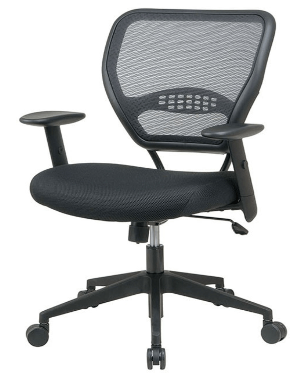 Workpro Commercial Mesh Back Executive Chair Black Professional Mesh Office Chair Office Star Mesh Office