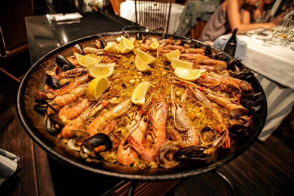 La cucina tipica di Sitges
