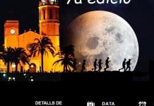 """Carrera solidaria """"Nits de la lluna plena"""" Sitges 2019"""