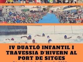 DUATLÓN INFANTIL Y TRAVESÍA DE INVIERNO 2020