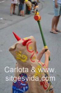 Santa Tecla Fiesta de la Patrona de Sitges