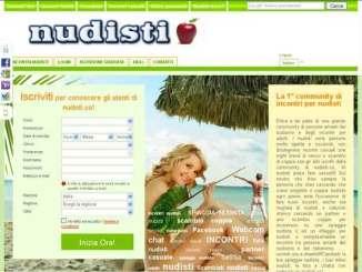 incontri nudisti home page