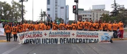 Abrir la democracia Fotografía de Sergio Arévalo