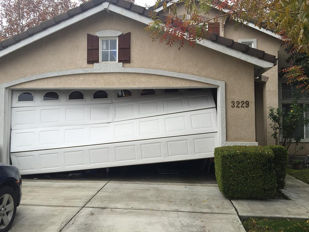 A Professional Garage Door Service  garage door repair in  Modesto California