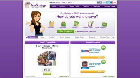 CoolSavings