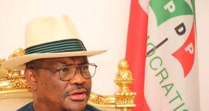 Rivers State Governor, Nyesom Ezenwo Wike