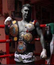 World Champion Craig O'Flynn