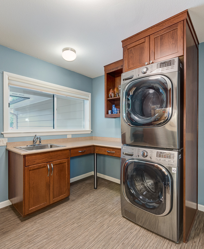 Laundry room remodel ideas   Sitka Projects
