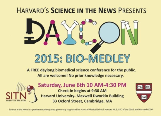 DayCon 2015: BioMedley - MedTech Boston | MedTech Boston