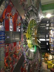 A View inside the LHC