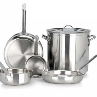 Collective Pro Catering - Artisan Welded Stainless Steel
