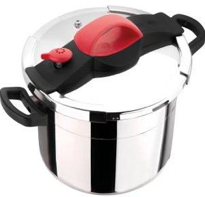 Pressure Cookers- Stainless Steel
