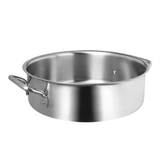 Stainless Steel Rondeau