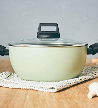 Recycled Dutch Oven_green