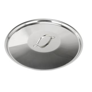 Professional stainless steel lid