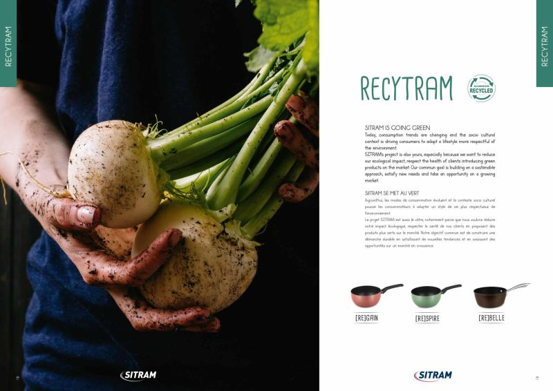 Recycled Aluminum Cookware Options