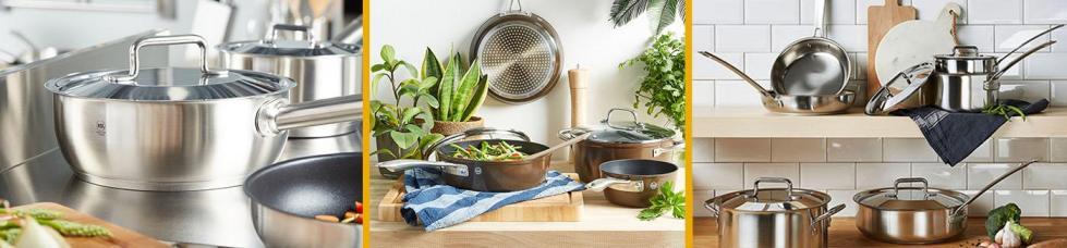 Cookware banner pro1X_Recycled Nonstick_Horeca