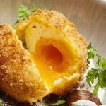 Fried Egg and mushroom