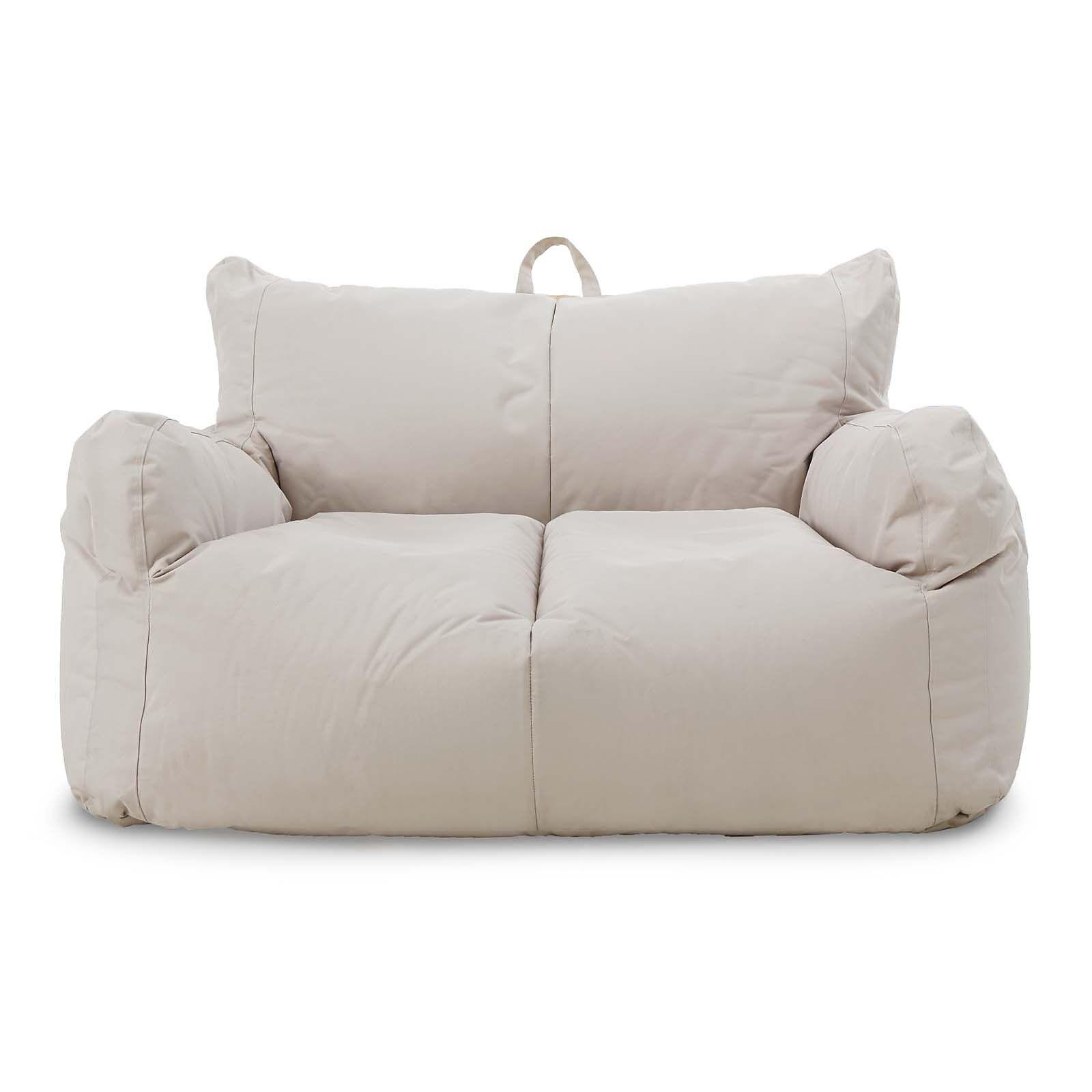 einrichtungsideen mit sitzsack sitzgelegenheit, sitzsack couch – home sweet home, Ideen entwickeln