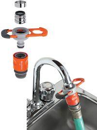 Faucet to Garden Hose Adapter - Faucet Adapter for Garden Hose