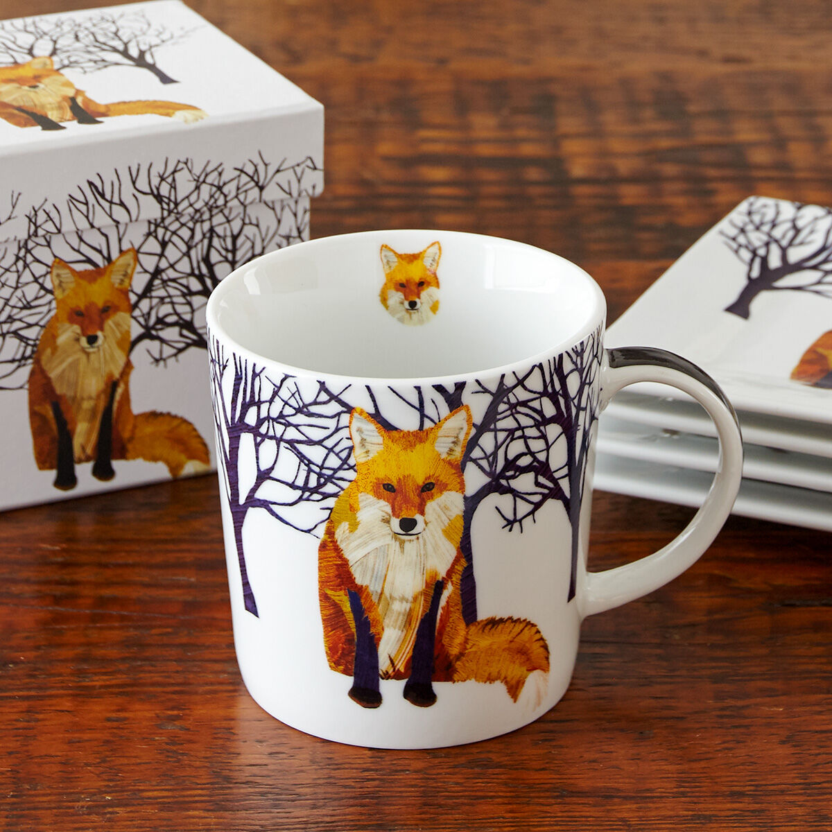 stonewall kitchen jam cabinets for sale by owner winter fox boxed mug -