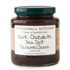 Stonewall Kitchen Dark Chocolate Sea Salt Caramel Sauce Oil Rubbed Bronze Lighting Company Classics |
