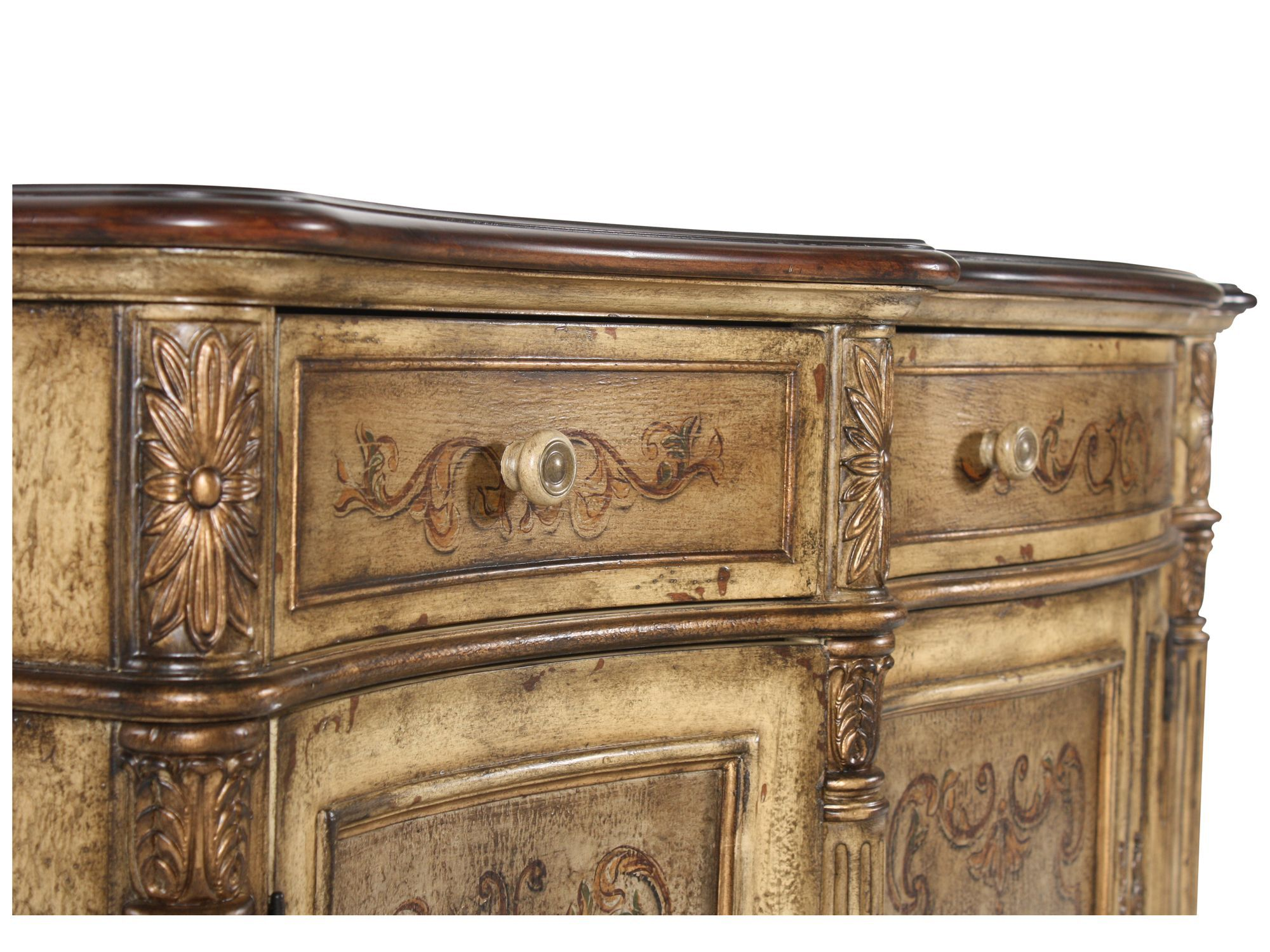 Hooker Accent Credenza  Mathis Brothers Furniture