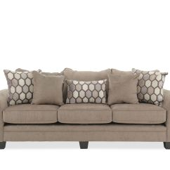 Michael Nicholas Aspen Sofa Furniture Village Leather Sofas And Chairs Rouge Brown Mathis Brothers