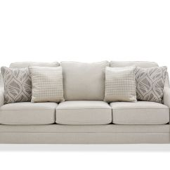Sectional Sofa Purchase Turner Reviews Ashley Mauricio Linen   Mathis Brothers Furniture