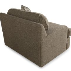 La Z Boy Diana Sleeper Sofa Classic Sofas Stone Twin Mathis Brothers Furniture