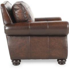 Bernhardt Brown Leather Club Chair Ikea Mat Breckenridge Mathis Brothers
