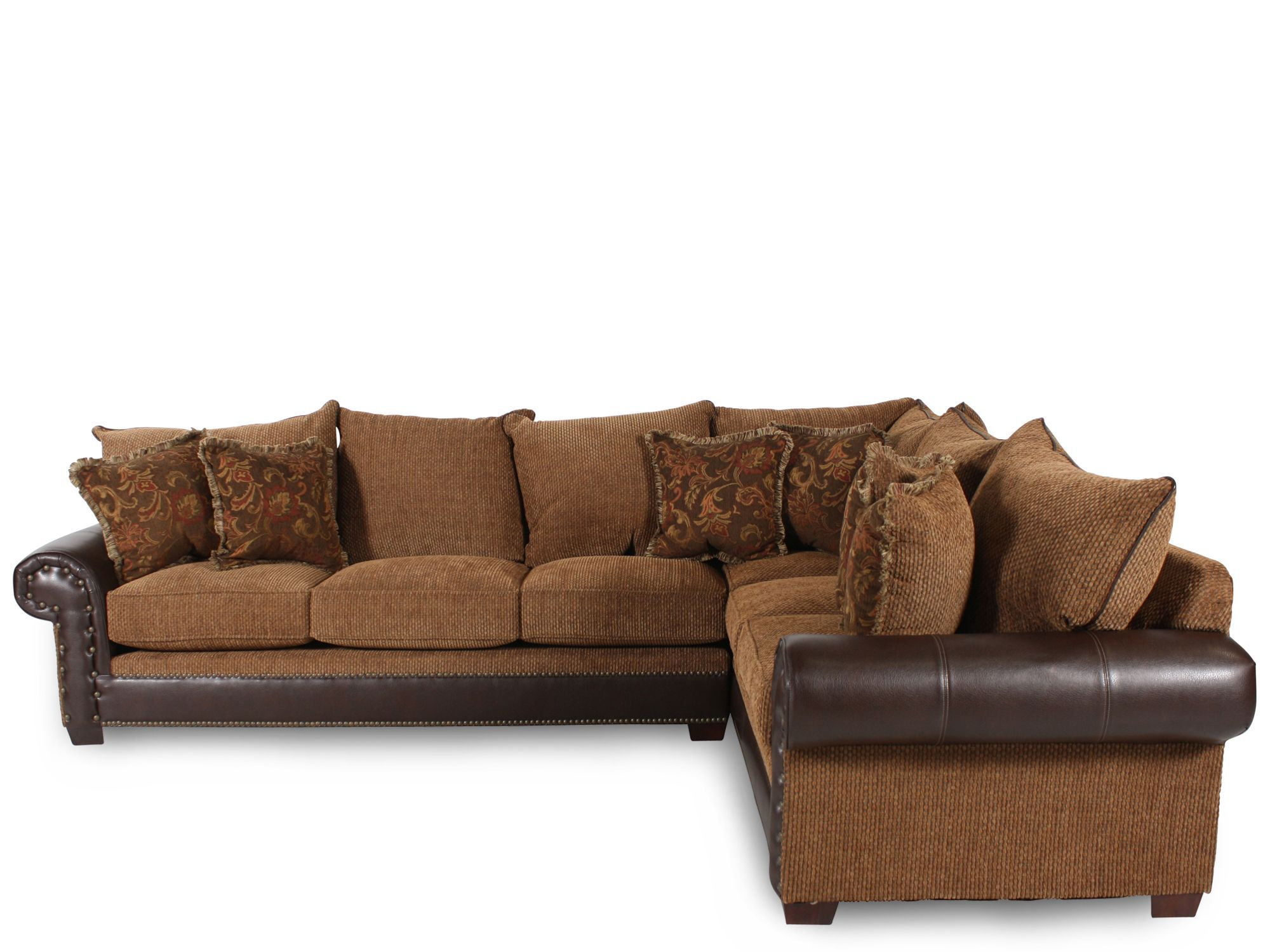 michael nicholas aspen sofa queen beds nz two piece sectional mathis brothers