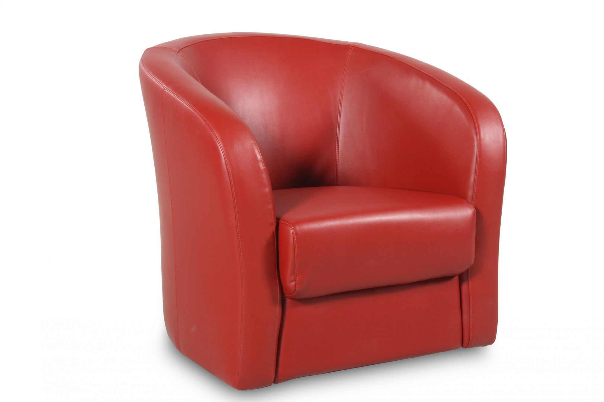 Red Swivel Chair Red Swivel Chair By Boulevard Mathis Brothers