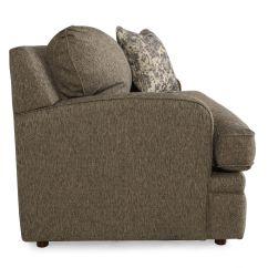 La Z Boy Diana Sleeper Sofa Box Acnl Customized Stone Twin Mathis Brothers Furniture