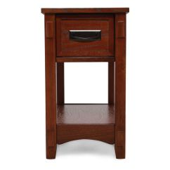 Chair Side End Table Wheelchair Cost Chairside Accent Mathis Brothers