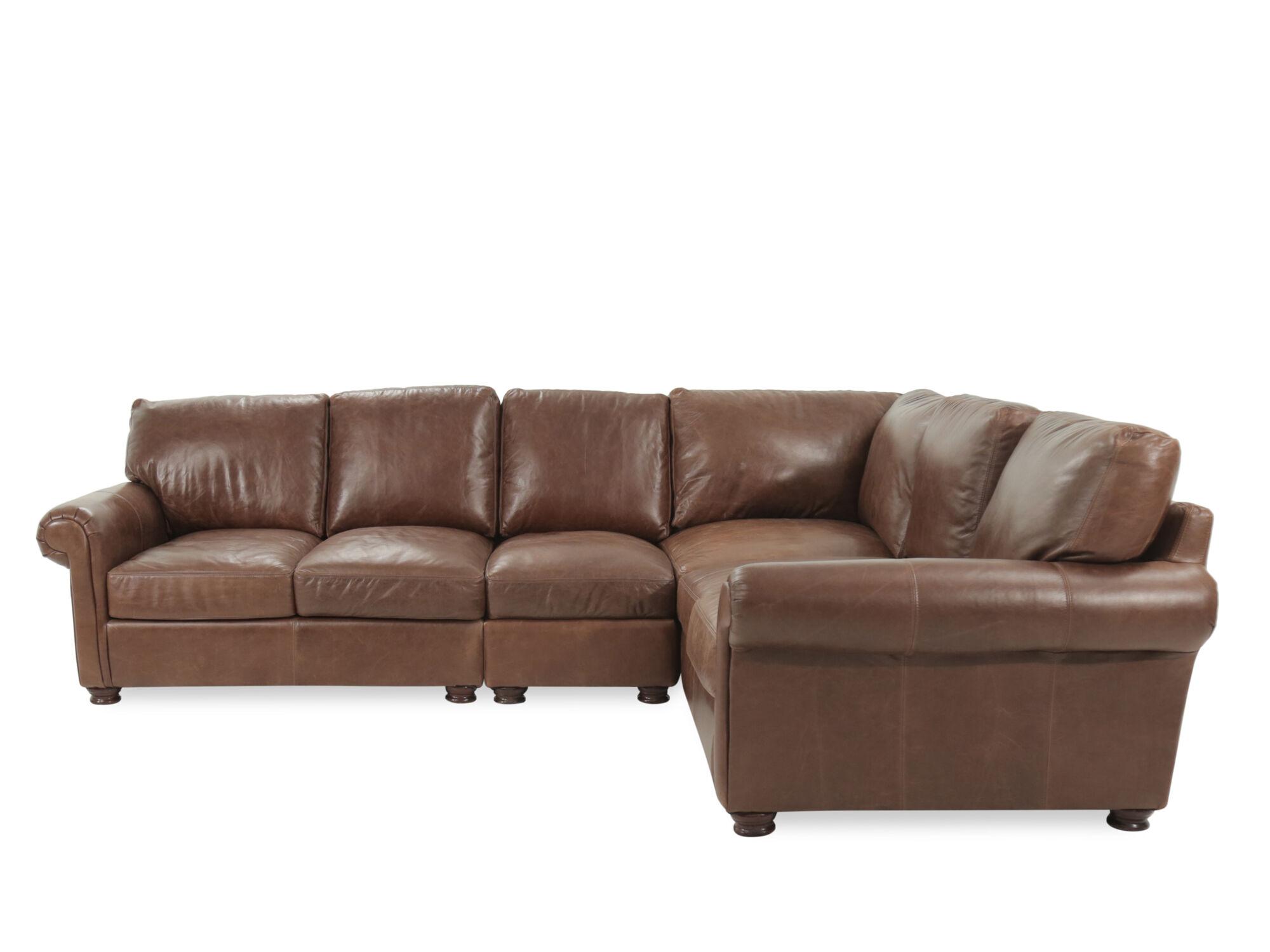 next brompton leather sofa sofas sale usa premium natural four piece sectional